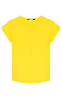 Желтая футболка La Reine Blanche