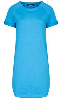 Голубое платье La Reine Blanche