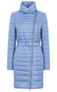 Утепленная куртка с поясом Clasna