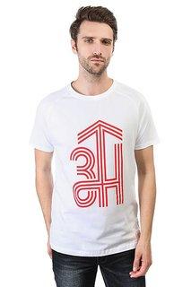 Футболка Запорожец Zh Logo White