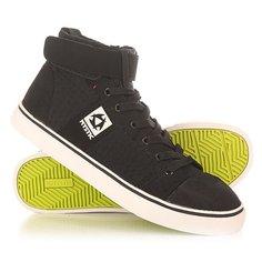 Кеды кроссовки высокие Mystic Sneakers High Black