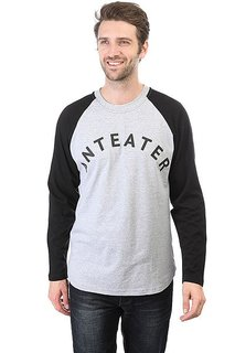 Лонгслив Anteater Long039 Black/Grey Heather