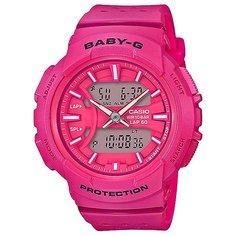 Кварцевые часы женские Casio G-Shock Baby-g 67721 bga-240-4a