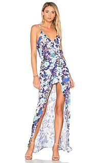 Платье с принтом aculina - Karina Grimaldi