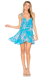 Мини платье с принтом verano - Karina Grimaldi