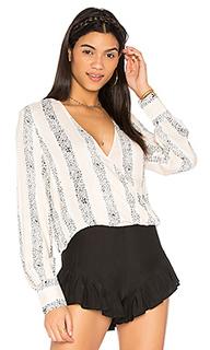 Блузка с запахом sundowner - MINKPINK
