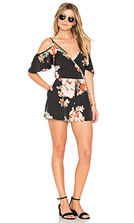 Large floral playsuit - Band of Gypsies