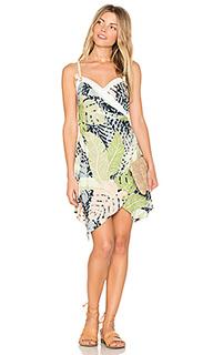 Платье с перекрестными шлейками aloha - MINKPINK