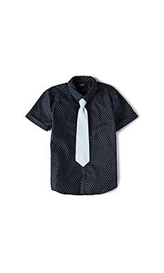 Рубашка с завязкой lester - Bardot Junior
