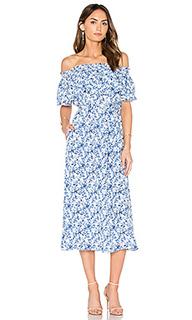 Платье со спущенными плечами aimee - Rebecca Taylor