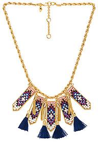 Catalina statement bib necklace - Rebecca Minkoff