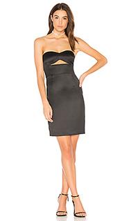 Платье без бретель - Bardot