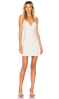 Alessia sweetheart bodycon mini dress - by the way.