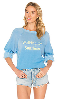 Пуловер walking on sunshine - Wildfox Couture