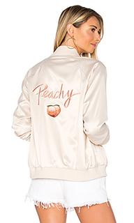 Бомбер peachy - Privacy Please