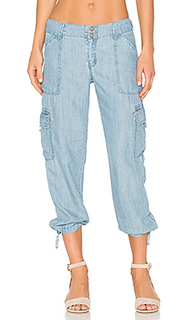 Terrain tencel crop pant - Sanctuary