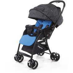 Прогулочная коляска Baby Care Sky, светло-синий
