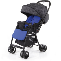 Прогулочная коляска Baby Care Sky, синий