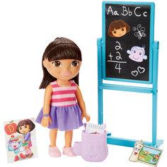 Игровой набор, Fisher Price, Даша-путешественница Mattel