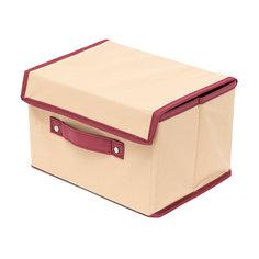 Коробка с крышкой Comfort (38*25*25), Homsu