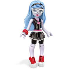Персонажи-монстры Гулия Йелпс Monster High, MEGA BLOKS
