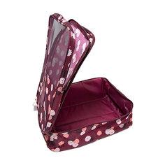 Органайзер для обуви Цветок, Homsu, бордовый