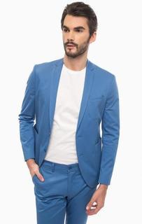 Синий классический пиджак Drykorn