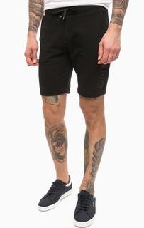 Черные шорты в спортивном стиле Liu Jo Uomo