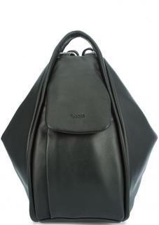 Сумка-рюкзак из натуральной кожи Bruno Rossi