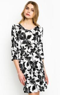 Платье с цветочным принтом Ichi