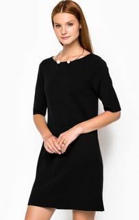 Короткое черное платье More & More