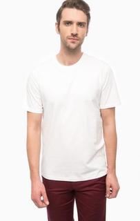 Базовая белая футболка из хлопка Carhartt WIP