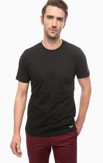Комплект из двух черных футболок из хлопка Carhartt WIP