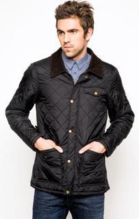 Черная куртка с хлопковой подкладкой Merc