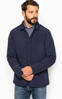 Демисезонная куртка из полиамида Armani Jeans
