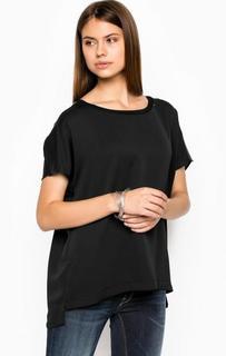 Однотонная базовая блуза Replay