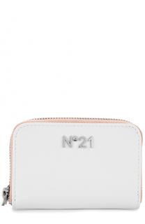 Кожаный кошелек No. 21