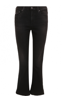 Укороченные расклешенные джинсы Ag