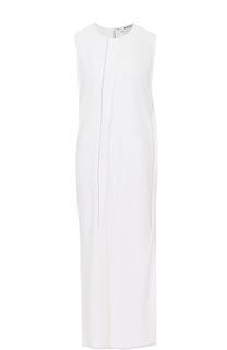 Платье-миди с защипами DKNY