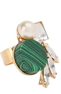 Кольцо с кристаллами Swarovski Anton Heunis