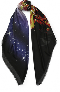 Платок с принтом Balenciaga