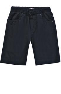 Хлопковые шорты с эластичным поясом Il Gufo