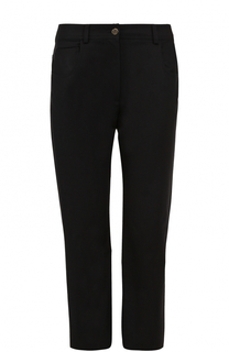 Укороченные расклешенные брюки с карманами Kenzo