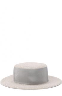 Шляпа Brigitte с повязкой Eugenia Kim