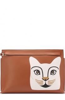 Клатч Cat T Pouch Loewe