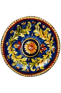 Тарелка десертная, d-23 см Elff Decoration