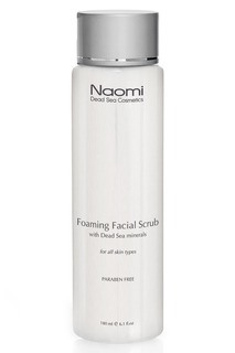 Пенящийся скраб для лица Naomi