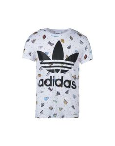Футболка Adidas Originals by Jeremy Scott