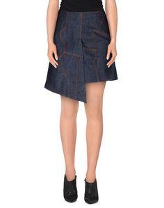 Джинсовая юбка Costume National