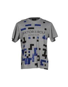 "Футболка ""Viktor & Rolf """"Monsieur"""""""